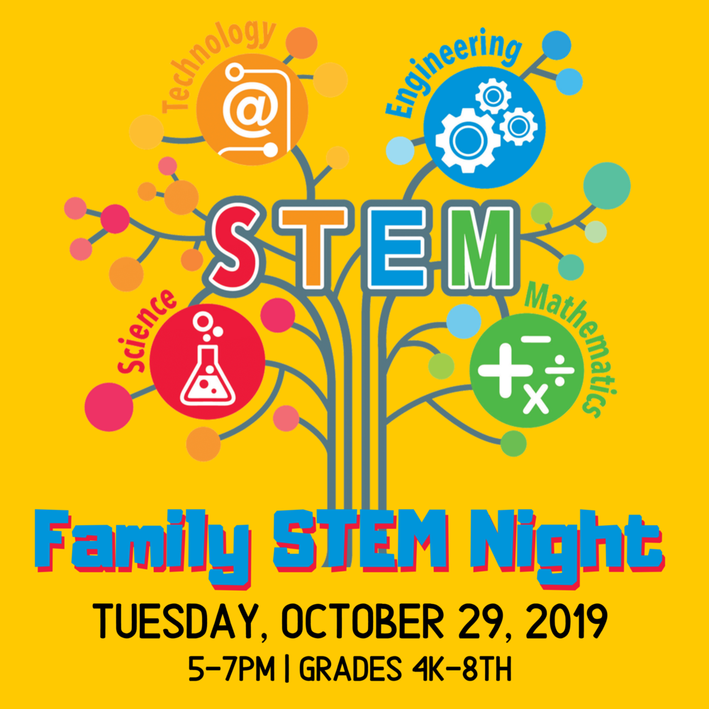 2nd Annual Family STEM Night