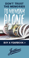 Order Your High School Yearbook Today!