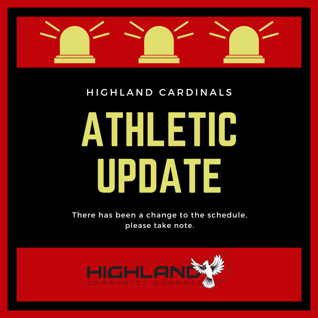 Athletic Update
