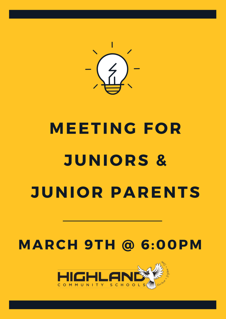 Junior Meeting